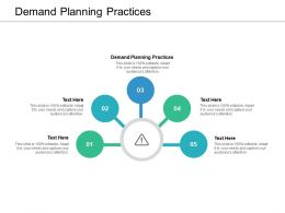 Demand Planning Practices Ppt Powerpoint Presentation Model Styles Cpb