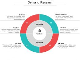 Demand Research Ppt Powerpoint Presentation File Show Cpb