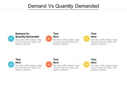 Demand Vs Quantity Demanded Ppt Powerpoint Presentation Backgrounds Cpb