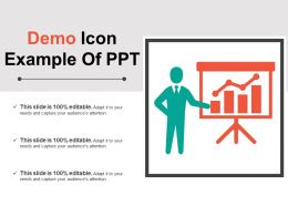 Demo Icon Example Of Ppt