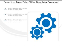 Demo Icon Powerpoint Slides Templates Download
