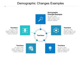 Demographic Changes Examples Ppt Powerpoint Presentation Gallery Template