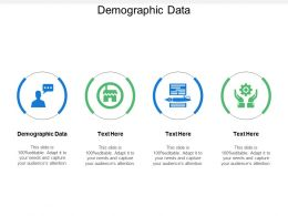 Demographic Data Ppt Powerpoint Presentation Gallery Information Cpb