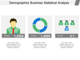 Demographics Business Statistical Analysis