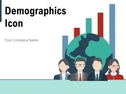 Demographics Icon Analysis Marketing Product Research Purpose