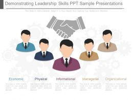 Demonstrating Leadership Skills Ppt Sample Presentations