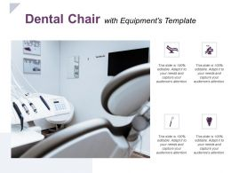 Dental Chair With Equipments Template