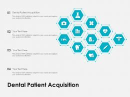 Dental Patient Acquisition Ppt Powerpoint Presentation Inspiration Background Image