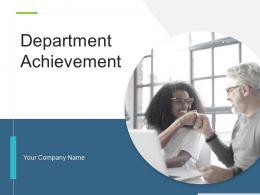Department Achievement Business Development Expansion Revenue Innovation Planning