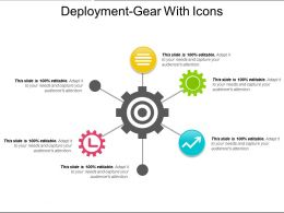 Deployment Gear With Icons