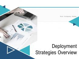 Deployment Strategies Overview Powerpoint Presentation Slides