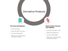 Derivative Products Stock Index Ppt Powerpoint Presentation Outline Pictures