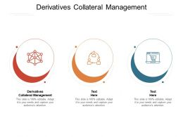Derivatives Collateral Management Ppt Powerpoint Presentation Layouts Examples Cpb