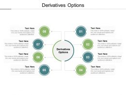 Derivatives Options Ppt Powerpoint Presentation Infographic Template Cpb