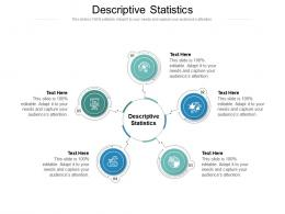 Descriptive Statistics Ppt Powerpoint Presentation Icon Layouts Cpb