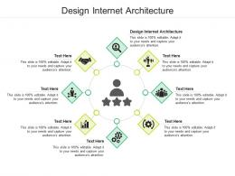 Design Internet Architecture Ppt Powerpoint Presentation Inspiration Templates Cpb