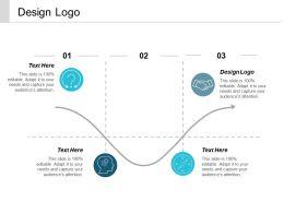 Design Logo Ppt Powerpoint Presentation Slides Clipart Images Cpb