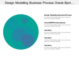 Design Modelling Business Process Oracle Bpm Process Spaces