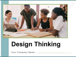 Design Thinking Framework Analysis Inspirational Service Innovation