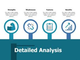 Detailed Analysis Benefits Ppt Portfolio Slide Portrait