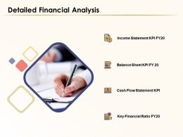 Detailed Financial Analysis Income Statement Ppt Powerpoint Layouts