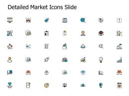 Detailed Market Icons Slide Technology A464 Ppt Powerpoint Presentation Portfolio Display