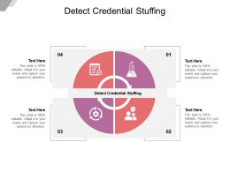 Detect Credential Stuffing Ppt Powerpoint Presentation Summary Graphics Download Cpb