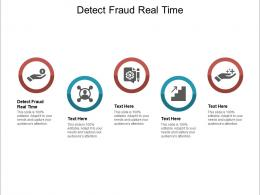 Detect Fraud Real Time Ppt Powerpoint Presentation Inspiration Cpb
