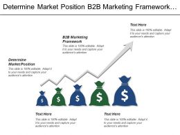 determine_market_position_b2b_marketing_framework_marketing_tactics_Slide01