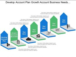 Develop Account Plan Growth Account Business Needs Analysis