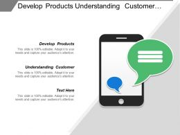 Develop Products Understanding Customer Advertising Effectiveness Product Roadmap
