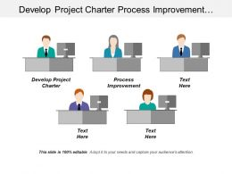 Develop Project Charter Process Improvement Adjustment Meet Goal