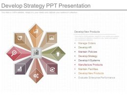 Develop Strategy Ppt Presentation