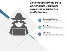Developed Markets Data Enrichment Corporate Governance Business Inefficiencies Cpb