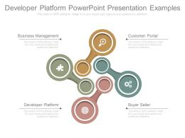 Developer Platform Powerpoint Presentation Examples