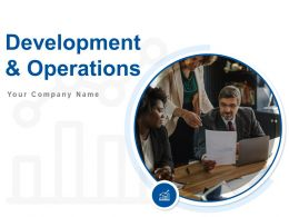Development And Operations Powerpoint Presentation Slides