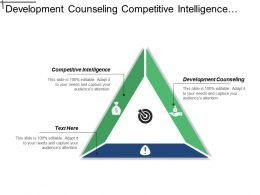 Development Counseling Competitive Intelligence Investment Performance Nonprofit Management Cpb