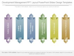 Development Management Ppt Layout Powerpoint Slides Design Templates