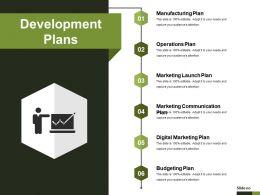 Development Plans Powerpoint Slide Designs Download