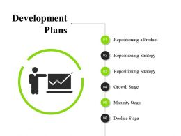 Development Plans Powerpoint Slide Template