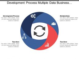 Development Process Multiple Data Business Process Design People Commercial