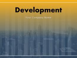 Development Strategy Growth Technology Infrastructure Business