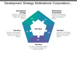 Development Strategy Multinational Corporations Corporate Finance Program Self Leadership Cpb