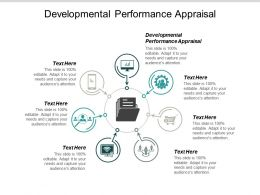Developmental Performance Appraisal Ppt Powerpoint Presentation Outline Inspiration Cpb