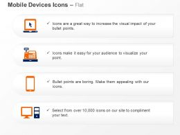 Devices For Technology Communication Ppt Icons Graphics