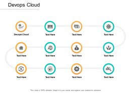 Devops Cloud Ppt Powerpoint Presentation Pictures Example File Cpb