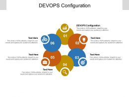 DEVOPS Configuration Ppt Powerpoint Presentation Infographic Template Templates Cpb