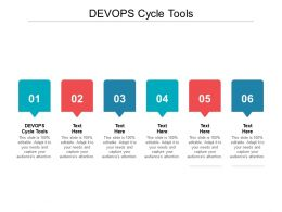 DEVOPS Cycle Tools Ppt Powerpoint Presentation Outline Slide Download Cpb