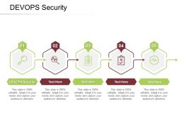 Devops Security Ppt Powerpoint Presentation Model Portrait Cpb