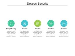 Devops Security Ppt Powerpoint Presentation Outline Elements Cpb